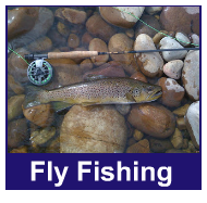 Fly fishing equipment